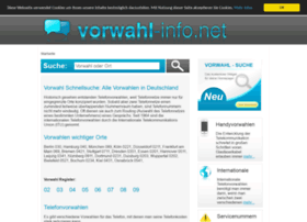 vorwahl-info.net
