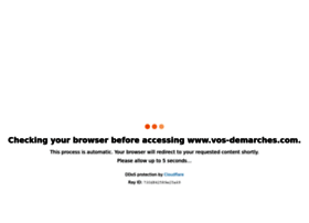 vos-demarches.com