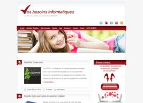 vosbesoinsinformatiques.com