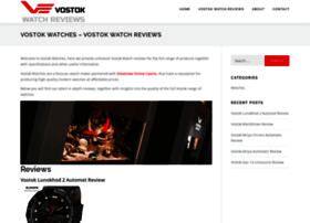 vostokwatches.eu