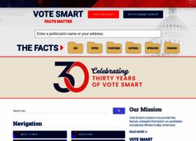 vote-smart.org