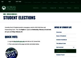 vote.gcsu.edu
