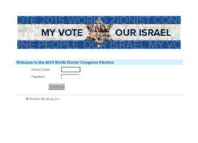vote.myvoteourisrael.com