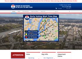 vote.nyc.ny.us