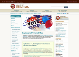 vote.sonoma-county.org