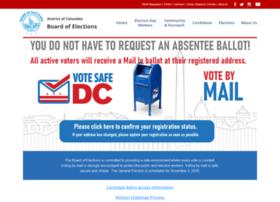vote4dc.com