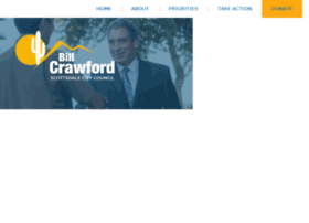 votebillcrawford.net