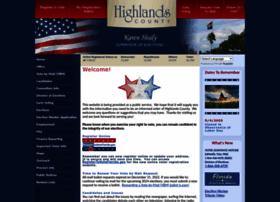 votehighlands.com