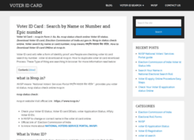 voteridcard.net