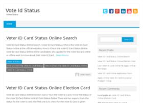 voteridstatus.online