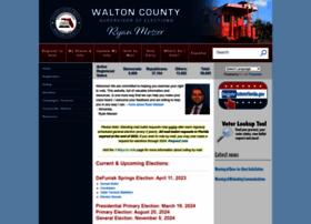 votewalton.com