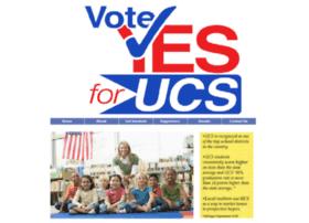 voteyesforucs.org