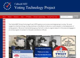 votingtechnologyproject.org