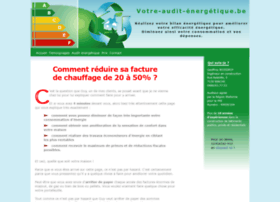 votre-audit-energetique.be