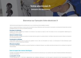 votre-electricien.fr