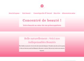 votreconcentredebeaute.com