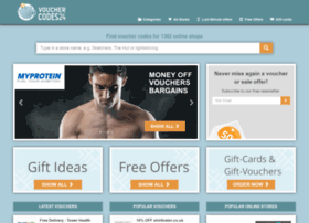 vouchercodes24.co.uk