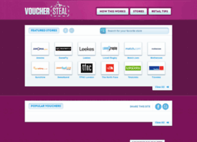 vouchersteal.co.uk