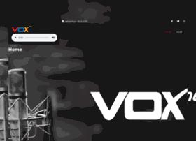 voxfm.com