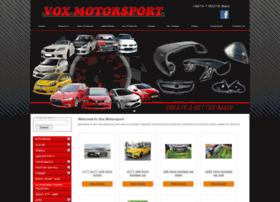voxmotorsport.com