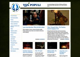 voxpopulisphere.com