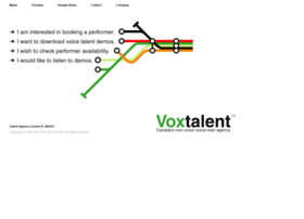 voxtalent.com