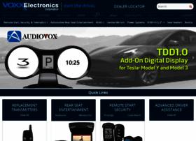 voxxelectronics.com