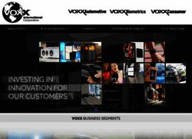 voxxintl.com
