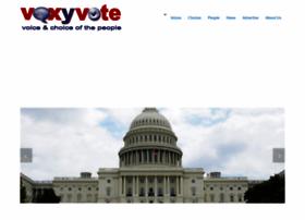 voxyvote.com