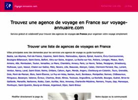 voyage-annuaire.com
