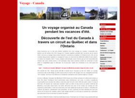 voyage-au-canada.fr