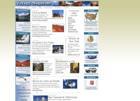 voyage-magazine.com