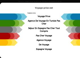 voyage-prive.net