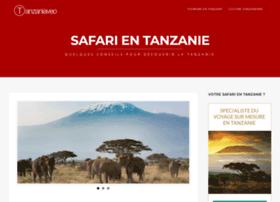 voyage.tanzaniaveo.com