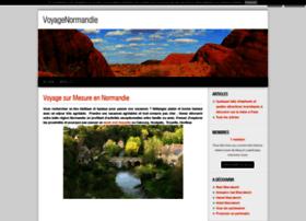 voyagenormandie.blog4ever.com