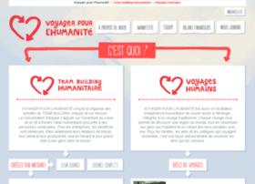 voyagerpourlhumanite.com