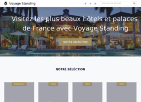 voyagestanding.fr