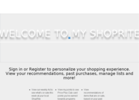 vp.shoprite.com