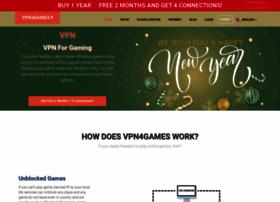 vpn4games.com