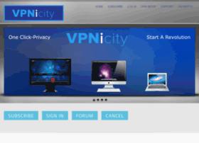 vpnicity.com