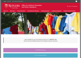 vpva.rutgers.edu