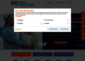 vr-bank-bayreuth.de