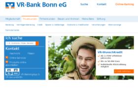 vr-bank-bonn.com