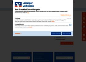 vr-bank-leipziger-land.de