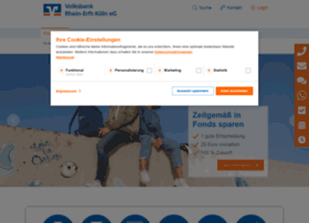 vr-bank-rhein-erft.de