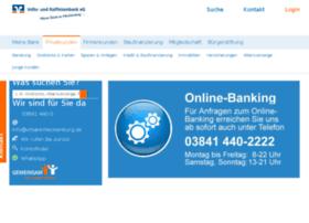 vr-bank-wismar.de