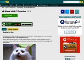 vr-xbox-360-pc-emulator.soft112.com