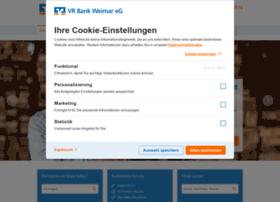 vrbank-weimar.de