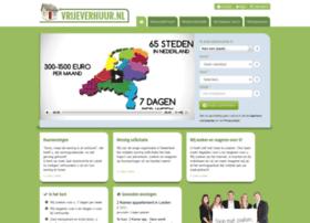 vrijeverhuur.nl