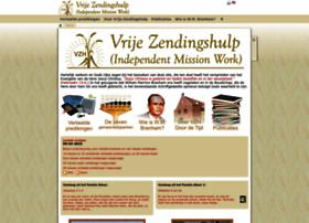 vrijezending.nl